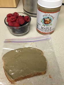 breakfast sunflower butter