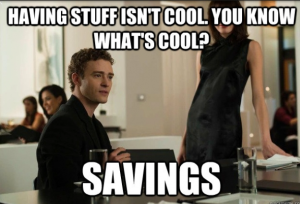 savings meme