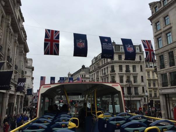 london nfl regent street
