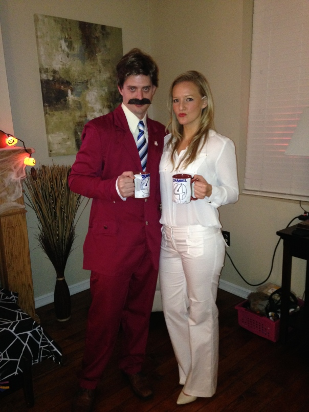 anchorman halloween